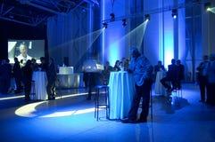 3 corporate party Στοκ εικόνα με δικαίωμα ελεύθερης χρήσης