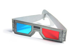 3-D Glasses Royalty Free Stock Image