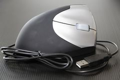 3 D Optical Mouse Royalty Free Stock Image