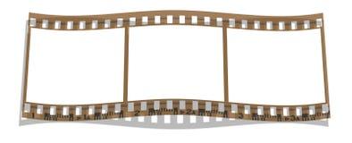 3-D reale 3 Bilder Stockbilder