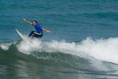 3 dei wyzwania 4 forte marmi surf analogowa Zdjęcie Stock