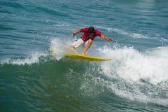 3 dei wyzwania 4 forte marmi surf analogowa Obrazy Stock