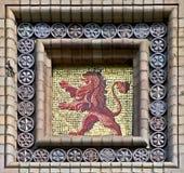 3 dekoracj mozaika Obraz Royalty Free