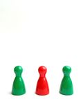 3 diferentes Fotografia de Stock Royalty Free