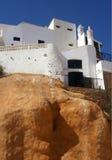 3 domek na plaży Fotografia Royalty Free