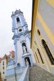 3 duernstein修道院没有 免版税图库摄影