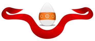 3 Easter szczęśliwy Obraz Stock