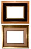 3 eleganta rambanor Arkivbild