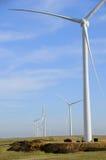 3 energetycznego gospodarstwa rolnego wiatr Zdjęcie Royalty Free