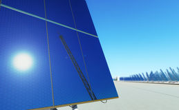 3 energii słońce Obraz Stock