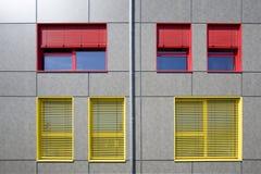 3 fönster Royaltyfri Fotografi