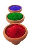 3 Farben stock abbildung