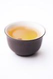 3 filiżanki chińska herbata Fotografia Royalty Free