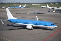 3 flygplats schiphol Royaltyfria Foton