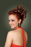 3 fryzura Zdjęcie Stock