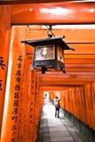 3 fushimi inari taisha 免版税库存照片