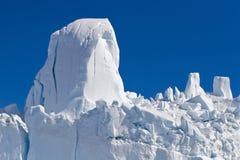 3 góra lodowa Fotografia Royalty Free