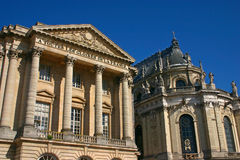 3 górska chata Versailles Obraz Stock