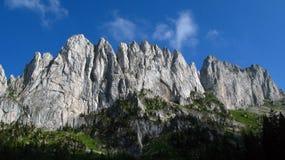 3 gastlosen panorama- Arkivfoton