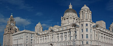 The 3 Graces Stock Photo