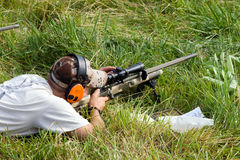 3-Gun Charity Competition Royalty Free Stock Images