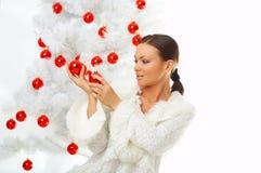 3 härliga jul Royaltyfri Foto