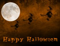 3 Halloween. Fotografia Stock