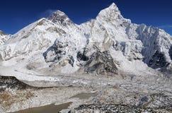 3 himalaya som trekking Arkivfoto