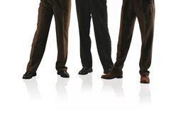 3 homens de negócio Fotos de Stock