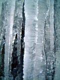 3 icicles Стоковые Изображения