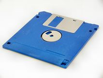 3�-inch floppy disk Stock Images