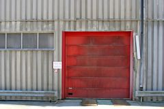 3 industriali Fotografia Stock