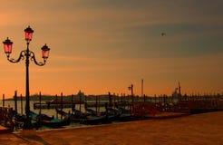3 interpretacja romantyczny Venice Zdjęcia Stock