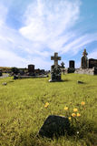 3 irish погоста Стоковая Фотография RF