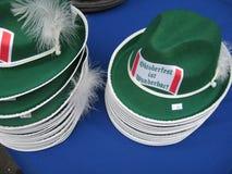 3 ist oktberfest wunderbar kapeluszy Obraz Stock
