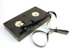 3 kasety wideo obraz stock