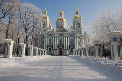3 katedralnego nikolsky Zdjęcie Stock