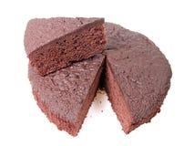 3 kawałek czekoladowego Obrazy Royalty Free