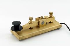 3 kluczowy telegraf Zdjęcia Royalty Free