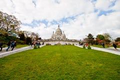 3 kościół coeur sacre Zdjęcie Royalty Free