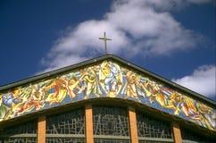 3 kościoła Zdjęcie Royalty Free