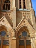 3 kościoła Zdjęcia Stock