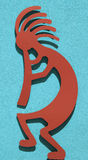 3 kokopelli Fotografia Royalty Free