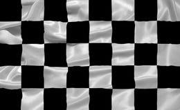 3 kraciaste flagę ilustracja wektor