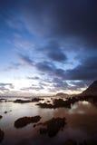 3 krajobrazu morza Fotografia Royalty Free