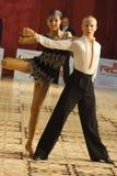 3 latinska dansare Royaltyfria Foton