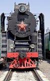 3 lokomotywy kontrpara Obraz Stock