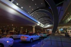 3 lotnisk Dubai terminal Obraz Stock