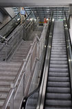 3 lotniskowy Ben eskalatorów Gurion terminal Fotografia Royalty Free