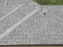 3 luksusów linię dachu Zdjęcia Stock